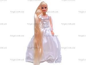 Кукла детская в бальном платье, 66387