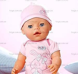 Кукла для детей Baby Born «Очаровательная малышка», 818695, купить