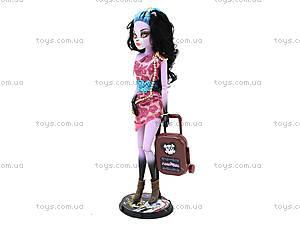 Кукла для детей Monster Girl с аксессуарами, YY2013A-D, цена