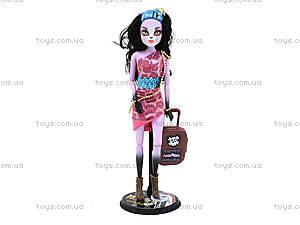 Кукла для детей Monster Girl с аксессуарами, YY2013A-D, игрушки