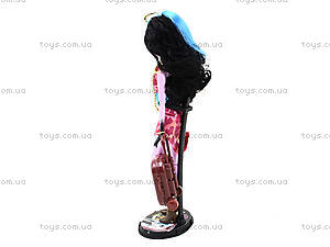 Кукла для детей Monster Girl с аксессуарами, YY2013A-D, детские игрушки