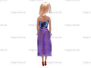 Кукла для девочек, 4 вида, 8838, фото