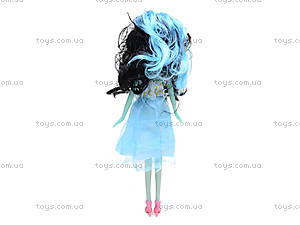Кукла для девочек Monster Girl, E-535C, магазин игрушек
