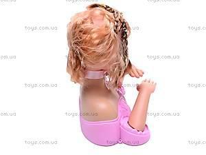 Кукла для девочек, с аксессуарами, 22-13C, детские игрушки