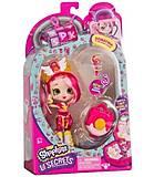Кукла для девочек «SHOPKINS SHOPPIES» Донатина, 56940, отзывы