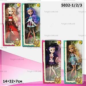 Кукла для девочек типа Ever After High, 5032-123