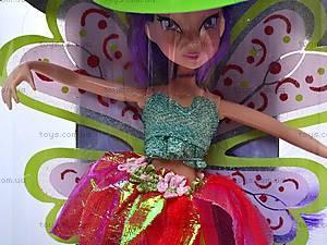 Кукла для девочек Winx, 6004-1, фото