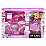 Кукла доктор My Kids, sv-102, отзывы