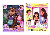 Кукла Dora с Башмачком, K65-F, отзывы