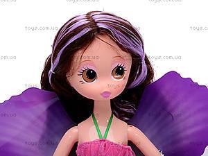 Кукла «Дюймовочка» с аксессуарами, 1019, цена