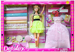 Детская кукла «Дизайнер», 8199