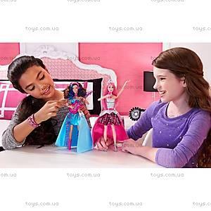 Детская кукла Эрика из м/ф «Барби: Рок-принцесса», CMT20, купить