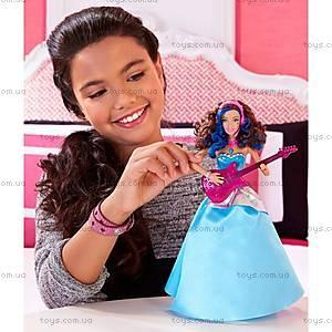 Детская кукла Эрика из м/ф «Барби: Рок-принцесса», CMT20, отзывы