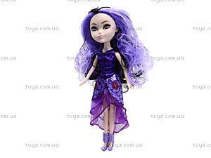 Кукла «Автер Хай» в наряде, 5025, детские игрушки