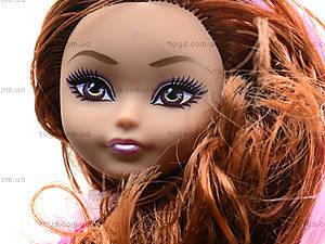 Кукла «Эвер Автер Хай» с аксессуарами, 5024-1, игрушки