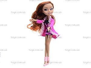 Кукла «Эвер Автер Хай» с аксессуарами, 5024-1, детские игрушки