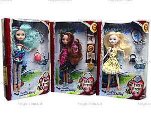 Кукла «Афтер Хай» с аксессуарами, BL368-3456, магазин игрушек