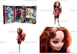 Кукла «Афтер Хай» с аксессуарами, BL368-3456, toys.com.ua