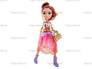 Детская кукла типа Ever After High с аксессуарами, D221B, купить
