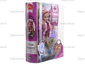 Детская кукла типа Ever After High для девочек, 5007AB, фото