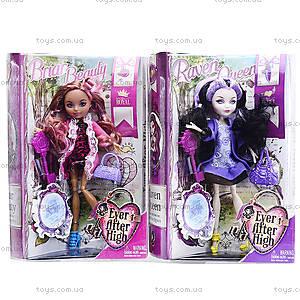 Детская кукла типа Ever After High для девочек, 5007AB, отзывы