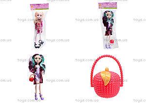 Детская кукла с аксессуарами «Сказка», 601-24252627, фото