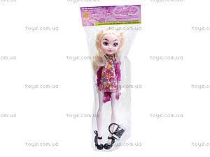 Детская кукла с аксессуарами «Сказка», 601-24252627, детские игрушки