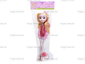 Детская кукла для девочек «Маскарад», 601-2893942
