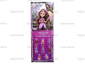 Детская кукла «Афтер Хай», JX83302-09, фото