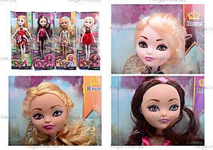 Детская кукла «Афтер Хай», JX83302-09
