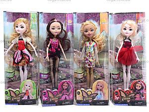 Детская кукла «Афтер Хай», JX83302-09, цена