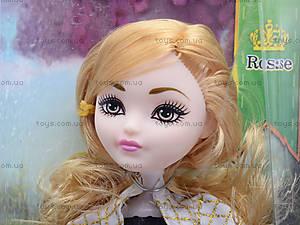 Детская кукла «Афтер Хай», JX83302-09, игрушки