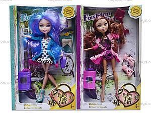 Детская кукла типа Ever After High, 5033-45, цена