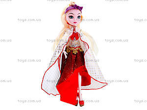 Кукла типа Ever After High «Сказка», D230, отзывы