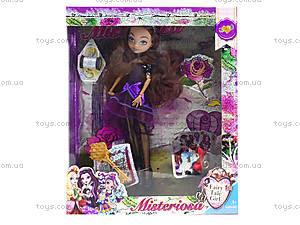 Кукла типа Ever After High «Сказка», D230, магазин игрушек