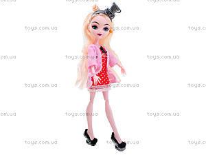 Детская кукла Fairytale Girl с аксессуарами, D231, игрушки