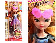 Кукла - принцесса типа «EVER AFTER HIGH», BLD014-1, купить