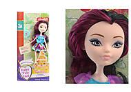 Кукла EVER AFTER HIGH с аксессуаром , BLD020-2, отзывы