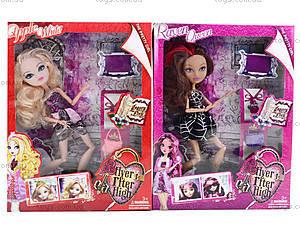 Кукла из серии Ever After High, 546A, отзывы