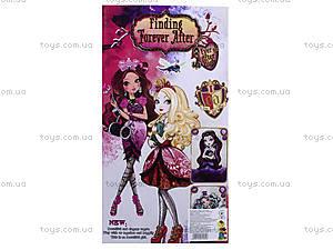 Детская кукла в стиле Ever After High, JM-02(1,2,3), купить
