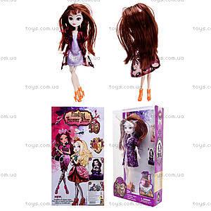 Детская кукла в стиле Ever After High, JM-02(1,2,3)