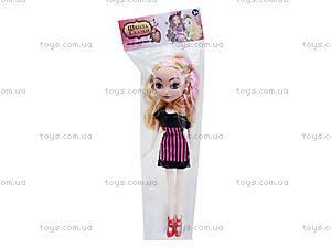 Кукла для девочек типа Ever After High, JM-04(1), отзывы