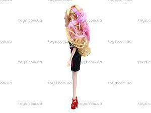 Кукла для девочек типа Ever After High, JM-04(1), цена