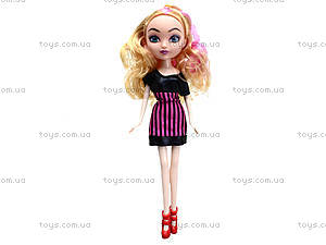 Кукла для девочек типа Ever After High, JM-04(1), детские игрушки
