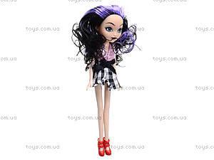 Детская кукла типа After High, JM-04(2), купить