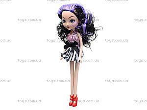 Детская кукла типа After High, JM-04(2), отзывы