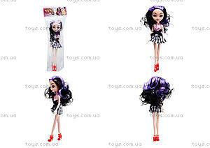 Детская кукла типа After High, JM-04(2), цена