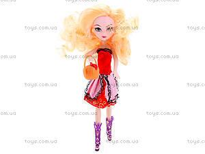 Детская кукла по типу Ever After High, J2014B, купить