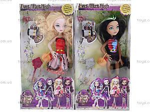 Детская кукла по типу Ever After High, J2014B, цена