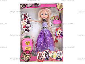 Игровой набор с куклой After High, 921A, игрушки